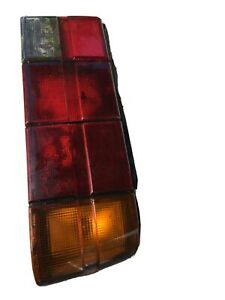 Subaru Loyale Sedan  /  1992  1993  /  Right Passenger Tail Light