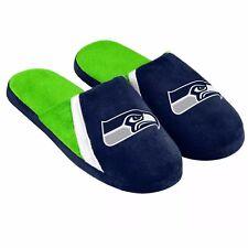 NFL Seattle Seahawks  Swoop Logo Men's Slide Slippers