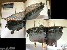 IJN  Fleet type super Aircraft carrier  ZUIKAKU & SHOKAKU  Perfect Guide Book