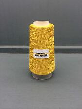100G color amarillo oro 2/60NM 100% fino hilo de seda 644A Nugget