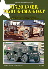 TANKOGRAD 3018 M520 GOER M561 GAMA GOAT ARTICULATED TRUCKS OF THE U.S. ARMY IN T