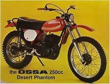 Motorcycle parts for ossa phantom ebay ossa desert phantom new decals set ossa desert 1975 kit decals cheapraybanclubmaster Image collections