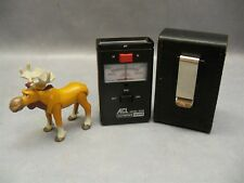 Electrostatic Locator Acl Model 300B w/leather case