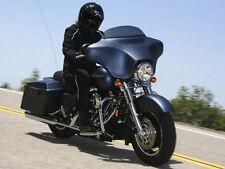 "Harley Davidson 6"" dark smoked windshield Street glide/Electra glide 2014-2018"