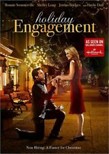 Holiday Engagement (Hallmark Shelley Long Bonnie Somerville) Region 1 DVD New
