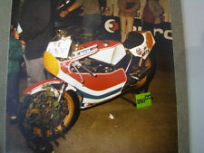 Photo Nico Bakker Yamaha TZ250 Racing Show Zwolle 1981