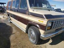 FORD VAN E150 Ford Coolant Pump 1975-1989