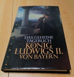 Das Tagebuch König Ludwigs II. von Bayern, Siegfried Obermeier