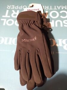 Marmot Connect Gravity Men's Size S Glove (#900653) Black Brand New Never Worn