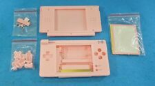 HOUSING CASE NINTENDO DS LITE CARCASA COMPLETA REPLACEMENT ROSA NUEVA