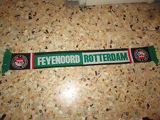 echarpe scarf football FEYENOORD ROTTERDAM Hollande netherlands