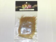 SPIRIT RIVER UV2 BLEACHED ELK HAIR FOR FLY or JIG TYING