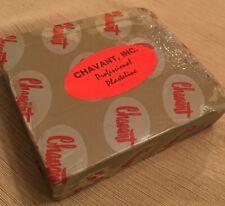 Chavant Professional Plasteline Non-Drying Modeling Clay, 1 Pound Blocks