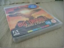 BIG TROUBLE IN LITTLE CHINA ARROW LIMITED with BOOKLET blu-ray UK FACTORY SEAL