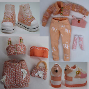MGA ~ Rainbow High ~ Georgia Bloom ~ Series 3 ~ Choose from~ doll clothes, Shoes
