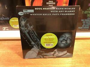 "Hank MOBLEY-SOUL STATION"" - JAZZ AT 33 1/3 Vinyl Disc-DeAgostini-NEW"