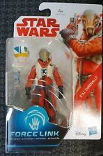 STAR WARS the last jedi figurine star wars pilote C'AI THRENALLI Force Link neuf