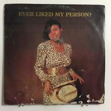 CHRISTY ESSIEN-Ever Liked-KILLER NIGERIAN AFRO FUNK BOOGIE DISCO LP VG++