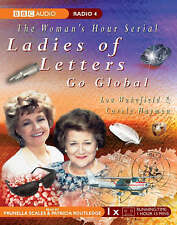 Ladies of Letters Go Global (Radio Collection) by Hayman, Audio cassette book