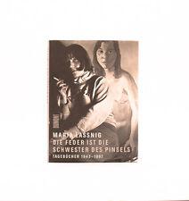 SAMMLERBUCH - Maria Lassnig Biografie