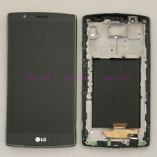 Schwarz Für LG G4 H815 H810 TOUCH SCREEN Digitizer LCD DISPLAY Bildschirm+Rahmen