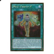 Yu-Gi-Oh! YuGiOh Mask Change II - PGL3-EN086 - Gold Rare 1st Edition Premium
