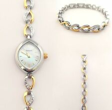 Quartz (Battery) Luxury Analog Oval Wristwatches