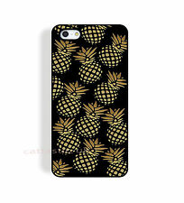 head case,cover for iPhone,iPod>pineapple design,bright,gold fruit,retro