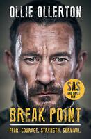 Break Point by Ollie Ollerton - SAS: Who Dares Wins Host Book - Hardback