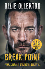 Break Point by Ollie Ollerton - SAS: Who Dares Wins Host Book - Hardback