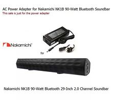 AC Power Adapter Power Supply for Nakamichi NK1B Bluetooth Sound bar Soundbar
