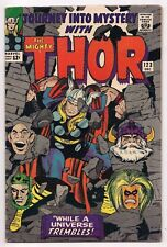 JOURNEY INTO MYSTERY  THE MIGHTY THOR #123 1965 ABSORBING MAN