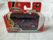 MATCHBOX MADE IN CHINA FORD MUSTANG