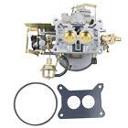 New 2-barrel Carburetor Carb 2100 A800 For Ford 400 302 351 Cu Jeep Engine 2150