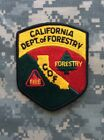 VINTAGE NOS CALIFORNIA DEPT. OF FORESTRY CDF FIRE FORESTRY PATCH 1-1