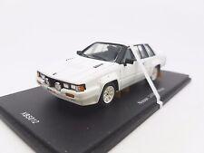 New 1:43 Spark Car Model Nissan 240RS White KBS012