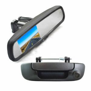Vardsafe | Backup Camera + Replacement Mirror Monitor for Dodge Ram 1500 (02-08)