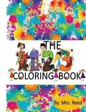 123 Coloring Book by Reed (2016, Paperback)
