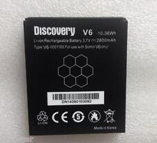 Bateria reemplazo battery 2800 mah para  Discovery V6