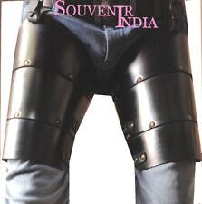 Medieval Armor leg thigh Armor sca larp armour Medieval Knight Fantasy Cuisse