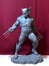 WOLVERINE BROWN COSTUME XMEN 1/4 scale model kit statue *2 LEFT*