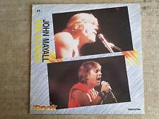 John Mayall / Eric Burdon  – - Il Rock : De Agostini n. 33 - - LP