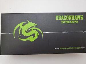 Dragonhawk Tattoo Supply/Needles 200 Assorted Size Tattoo Needles