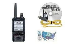 Yaesu Ft-2Dr Dual Band Transceiver Bundle with Rt Systems Programming Kit!
