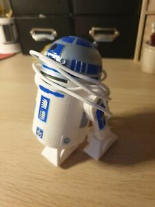 Star Wars R2D2 Desk Hoover - USB Connection - Moveable Wheels
