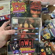 WCW SMASH AND SLAM NWO MACHO MAN RANDY SAVAGE NEW