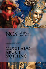 Much Ado about Nothing (The New Cambridge Shakespeare)-ExLibrary