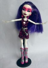 SPECTRA VONDERGEIST – MONSTER HIGH – POWER GHOULS DOLL – MATTEL