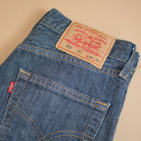 Levi 525 Jeans Bootcut Zip Fly Blue Vintage Women's (PatchW29L34) W 29 L 31