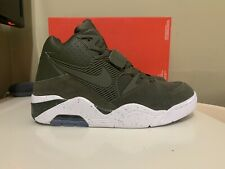 100% Authentic Nike Air Force 180 Size 10 Cargo Khaki (Rare Colorway)